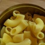 Minimalistisch Nudeln kochen