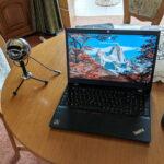 Mobil mit Laptop - Digitales Nomadentum - nichts für mich
